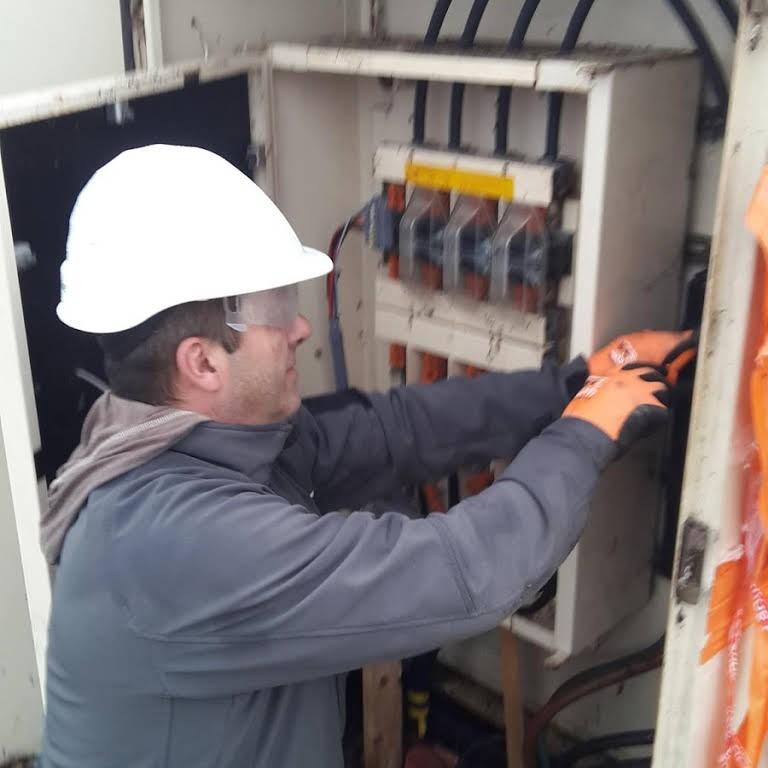 Dépannage et installation électrique