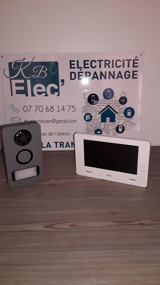 Mini note plus interphone audio video la tranche sur mer for Garage volkswagen la tranche sur mer